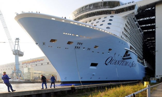 Quantum of the Seas damaged in ship fire