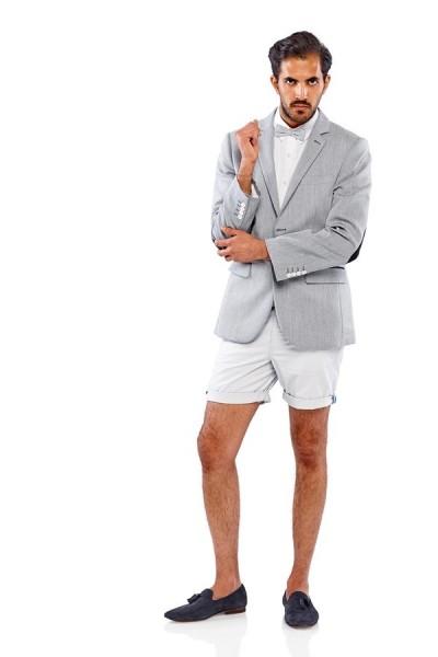 the shorts guy