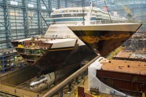 Cruise Ship Construction