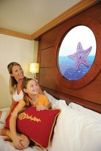 Disney magic porthole