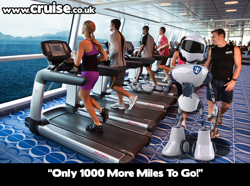 Seven Jobs You Wouldn't Want a Robot to do on a Cruise