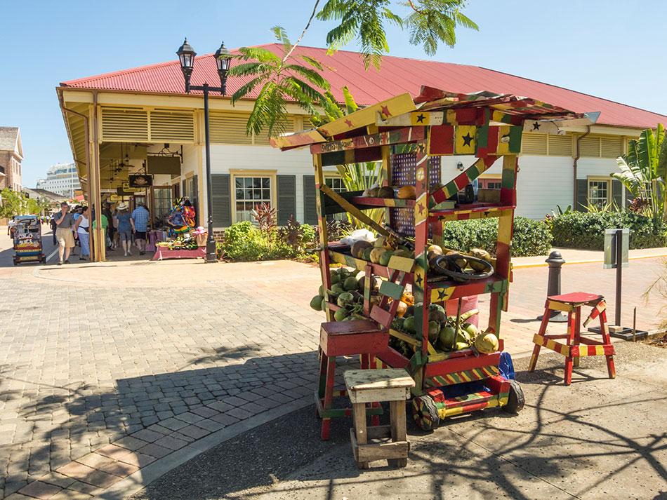 Jamaica Falmouth