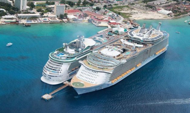 Independence of the Seas seized by bailiffs!