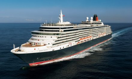 Cunard's Chief Naval Architect talks about building Queen Mary 2