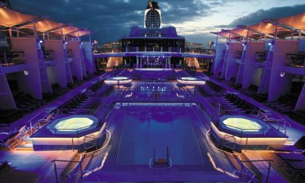 Five Cruise Ship Pools That Make A Real Splash