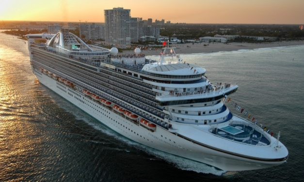 Only 1% of norovirus from cruise ships