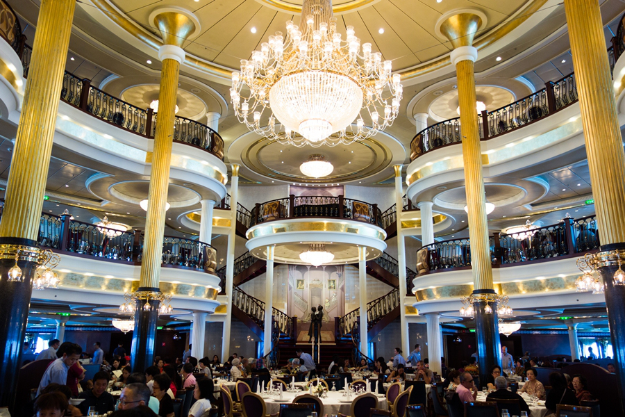 Quantum's Dynamic Dining is set to change how cruisers everywhere have dinner!