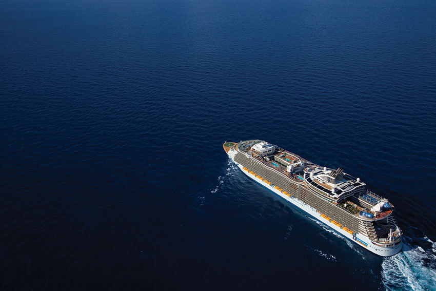Dynamic Dining announced for Allure of the Seas