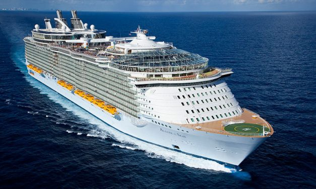New cruise ship for Royal Caribbean