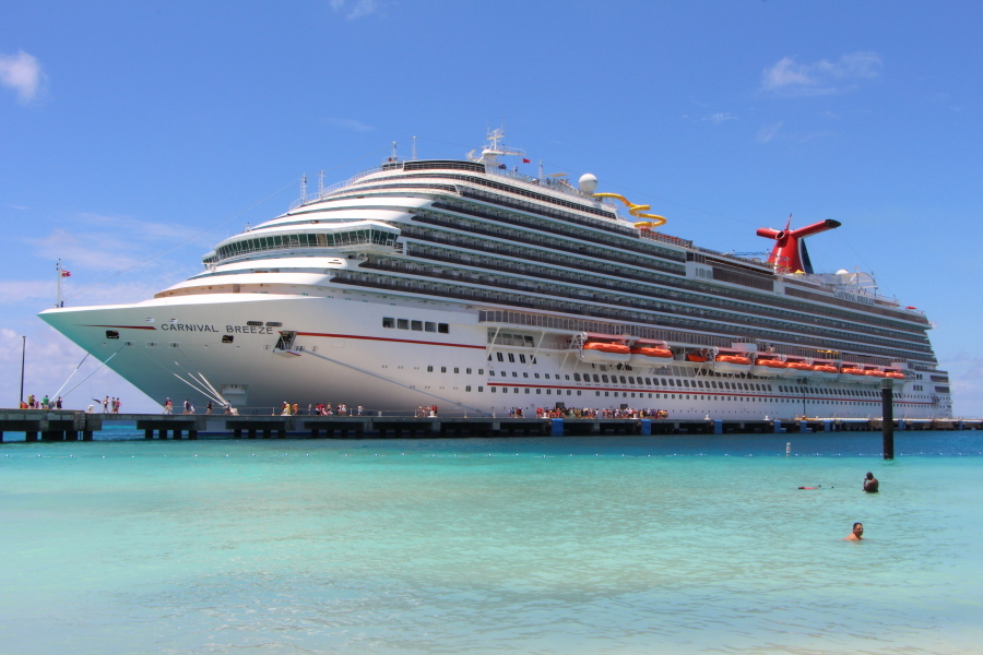 Carnival set to help China build its first cruise ship