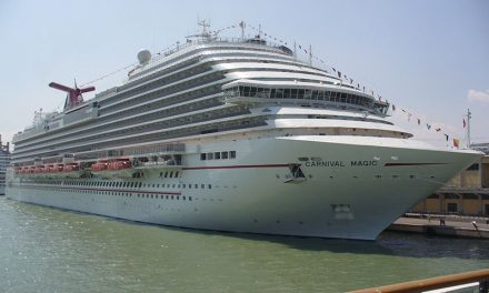 Carnival Magic returns after Ebola sufferer debarks