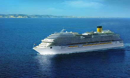 Costa Cruises receives new Costa Diadema ship