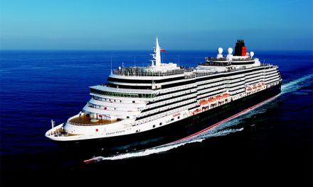 The Curious Case of the P&O Arcadia and Cunard's Queen Victoria