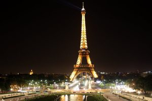 Arguably most iconic sight in France
