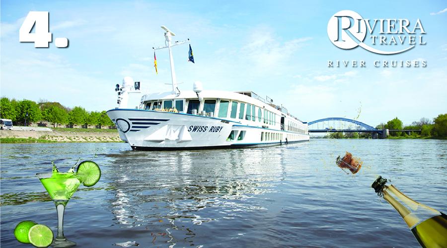 Riviera Travel river cruise