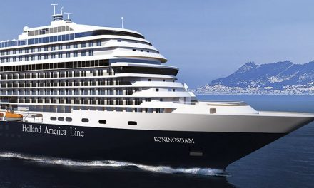 New Holland America Line cruise is 'forward-thinking'