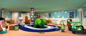 Andy's room kids club
