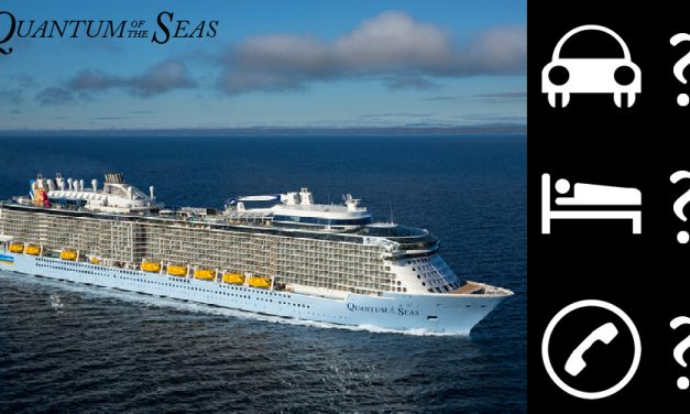 What if the Quantum of the Seas Wasn't a Ship….?