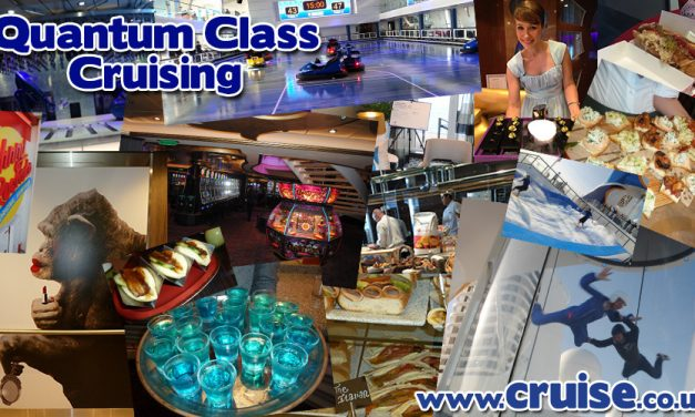 Quantum Class Cruising – What Can you Expect from Anthem of the Seas?