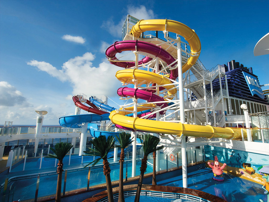 Nineteen ways to work off those cruise ship calories for River cruise ships with swimming pool