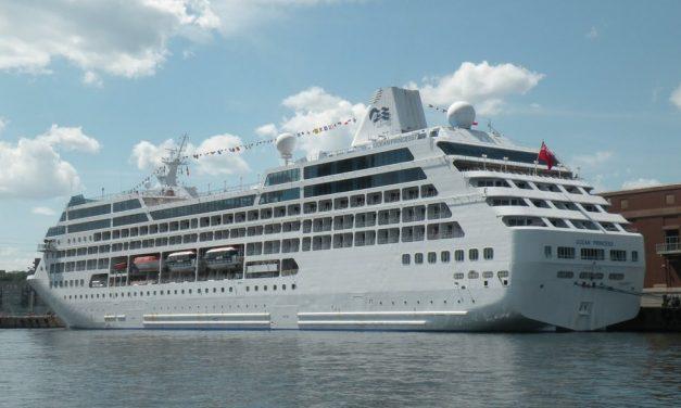 NCL snaps up Ocean Princess as part of fleet expansion