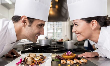 Cook up a storm at sea with P&O Cruises
