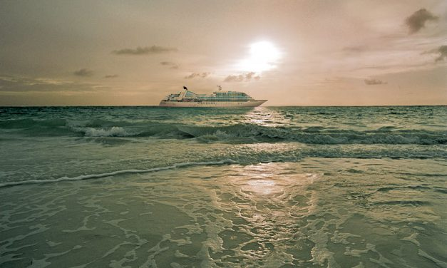 Hot Off The Press: Brand New Seabourn News!
