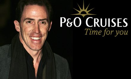Sneak Preview Of P&O Advert
