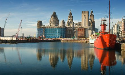 All aboard the new cruise ships in Liverpool