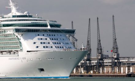 New look for Southampton cruise terminal