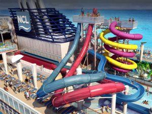 NCL Aqua Park