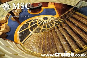 MSC Staircase