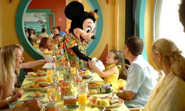Enjoy a Taste of Disney