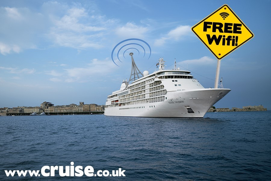 Cruise Ships With Free Wifi | Fitbudha.com