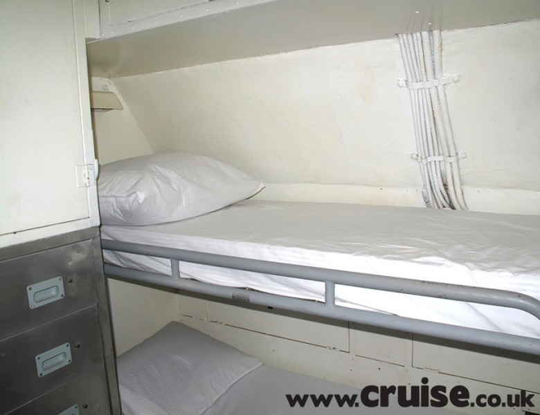 Eighteen Crew Secrets The Cruise Lines Wont Tell You - Cruise ship staff quarters