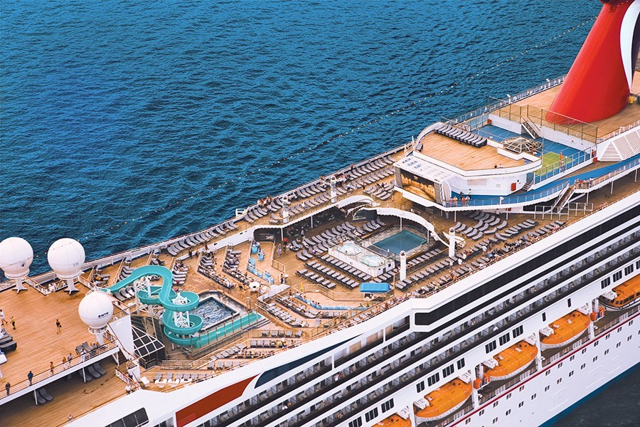 Cruise Line Donates $100,000 to War Veterans
