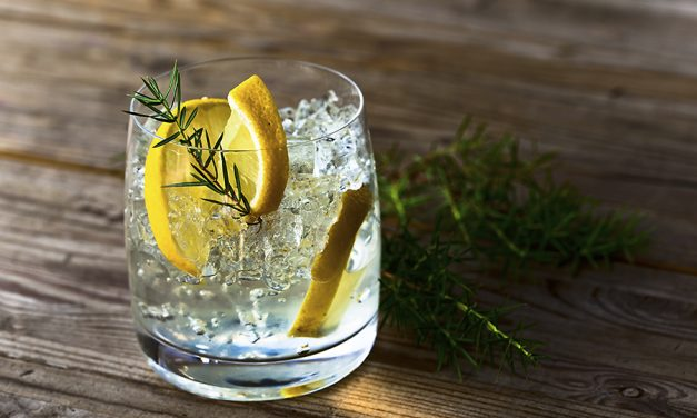 Britannia's Great British Gin Menu