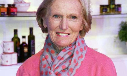Mary Berry Used to Sell River Cruises