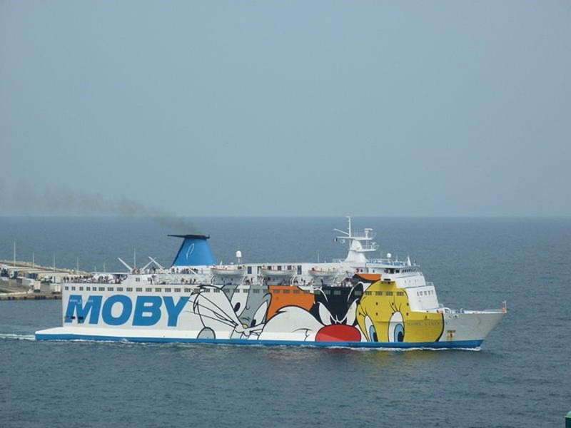 Moby Ferries