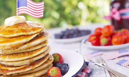 Top Five Pancakes of the World