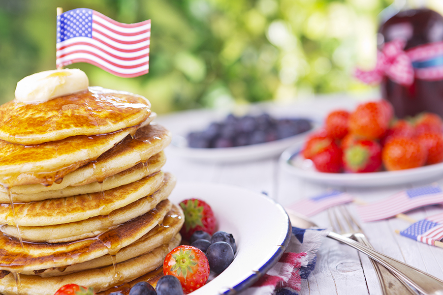 Top Five Pancakes of the World That Make Us Hungry