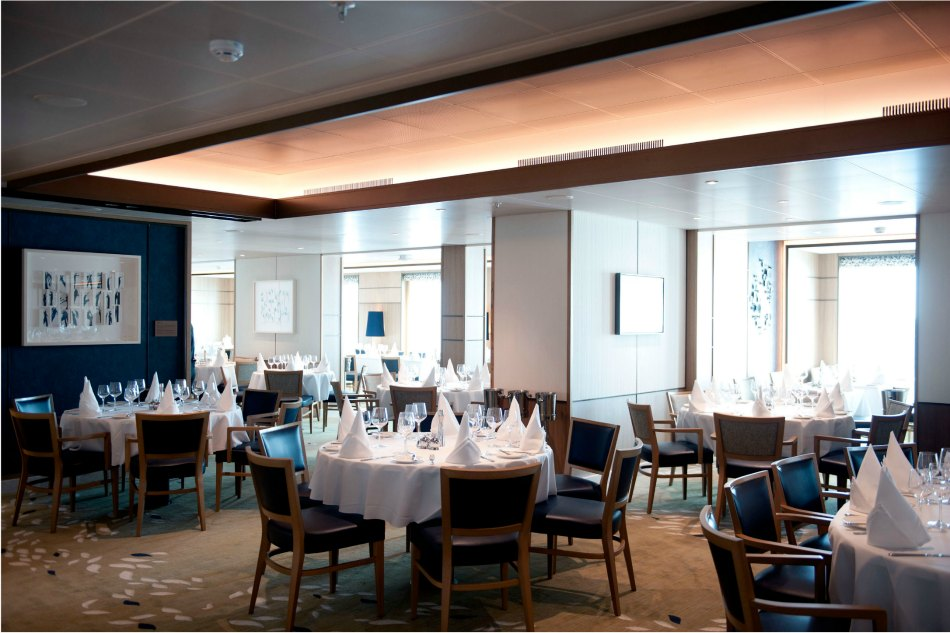 An introduction to p o cruises for P o ventura dining rooms