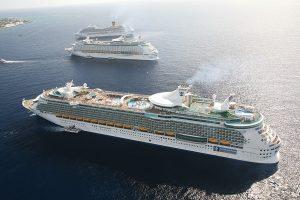Royal Caribbean fleet