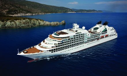 Seabourn Adds 'Bling' to the Quest
