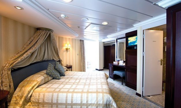 Five of P&O's Weirdest Cruise Cabins