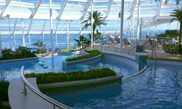 Seven Of The Poshest Cruise Ship Spas