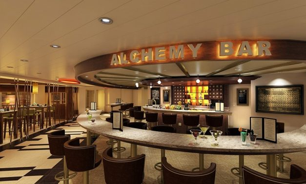 New Cruise Bar Will Be Like 'Visiting Your Pharmacy'