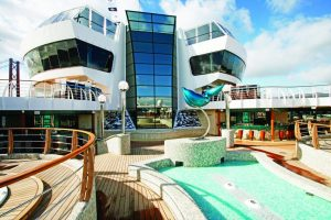 MSC Fantasia Pool
