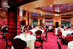 MSC restaurant