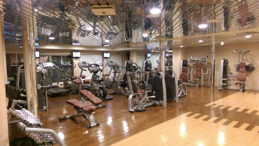 Gym on Magellan